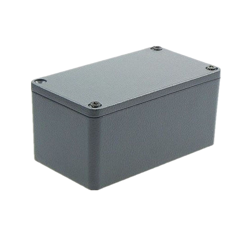 Aluminium For Industrial Plastic Enclosure